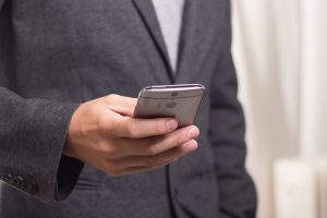 cellphone contact website details copywriting