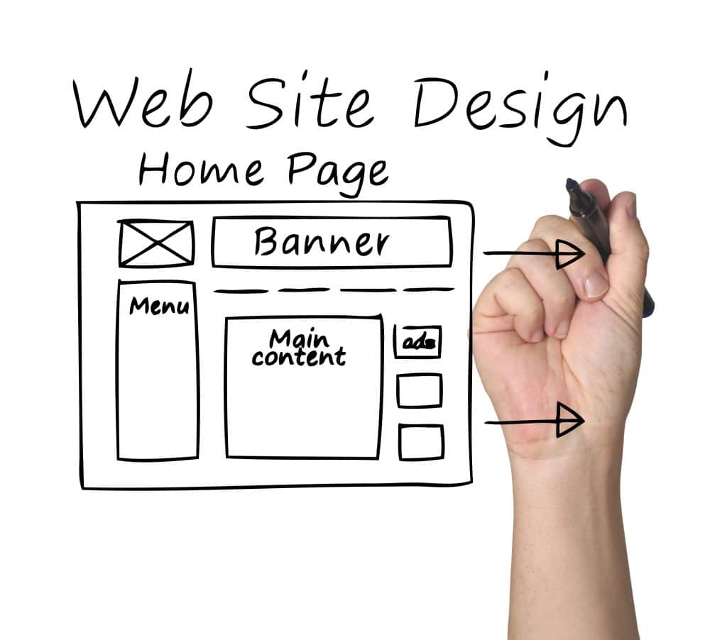 Website copywriting services home page