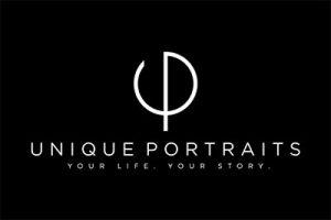 Unique Portraits logo
