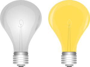 light bulbs copywriting tips perth